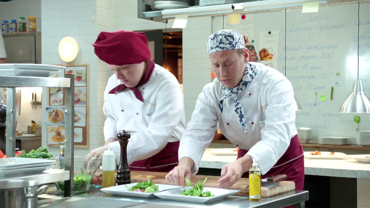 смотреть кухня сезон все серии: