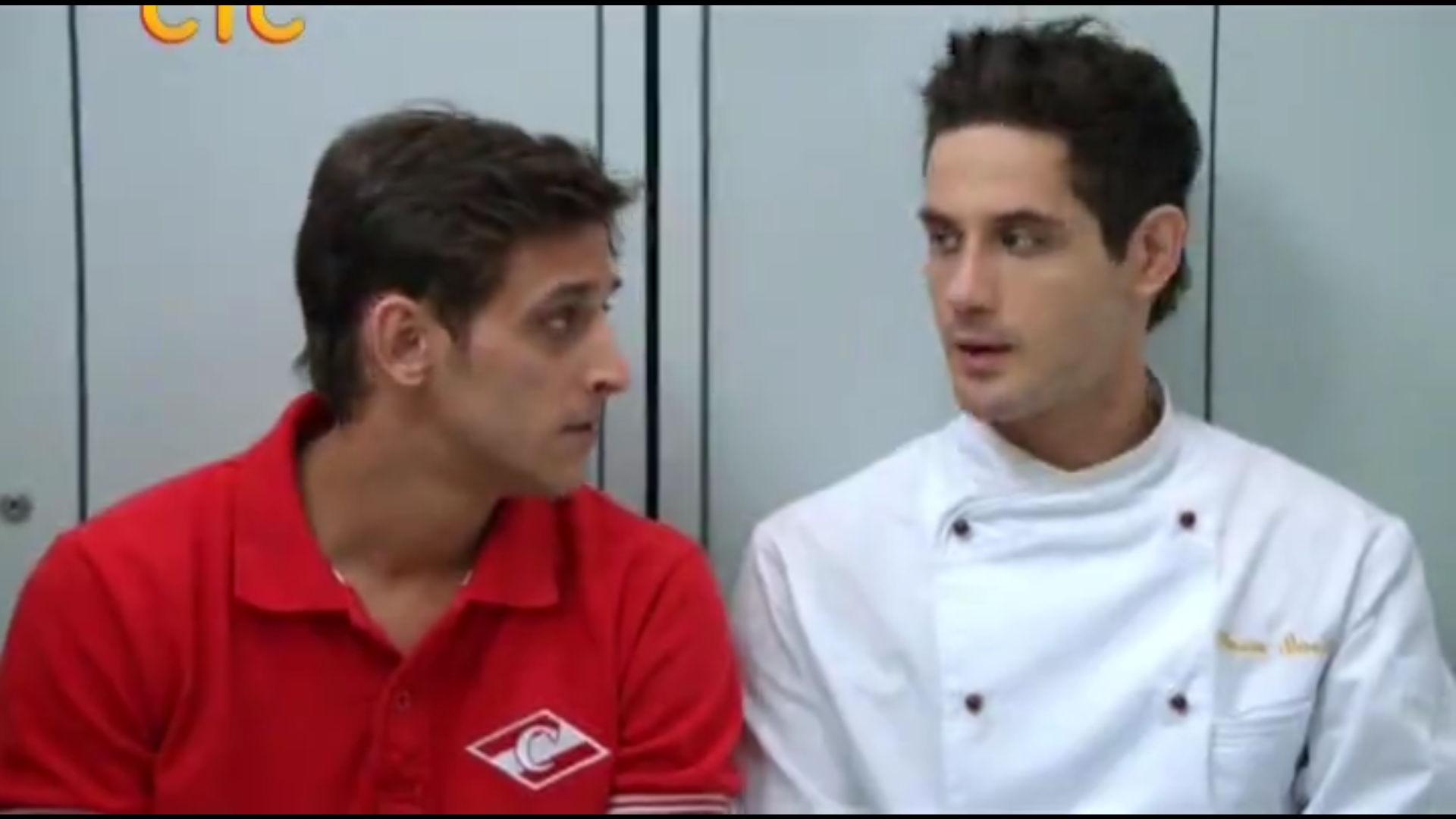 кухня 2 сезон 1 20 серия 2013 смотреть сериал онлайн бесплатно в